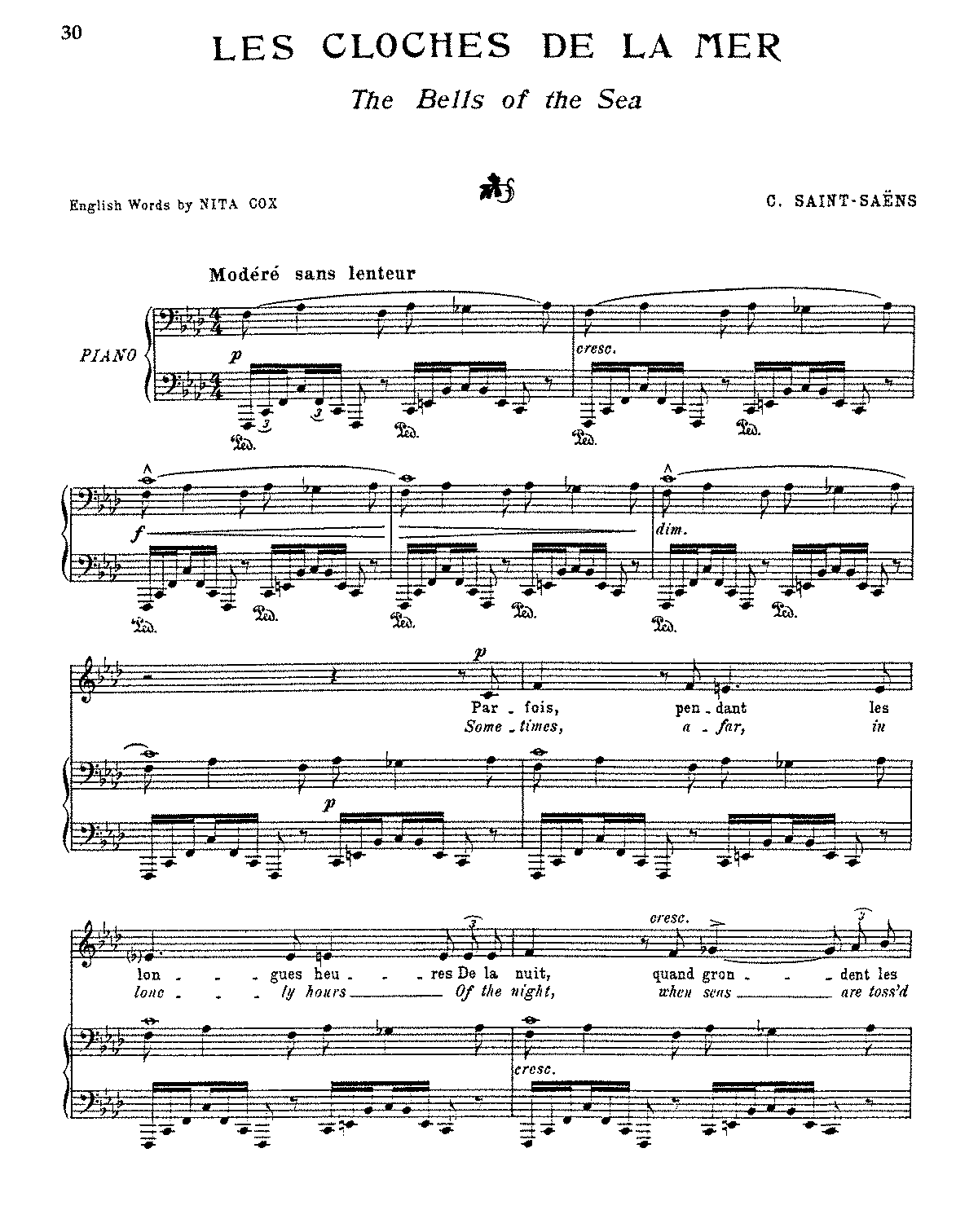 PMLP132147-Saint-Saëns - Les cloches de la mer (voice and piano).pdf