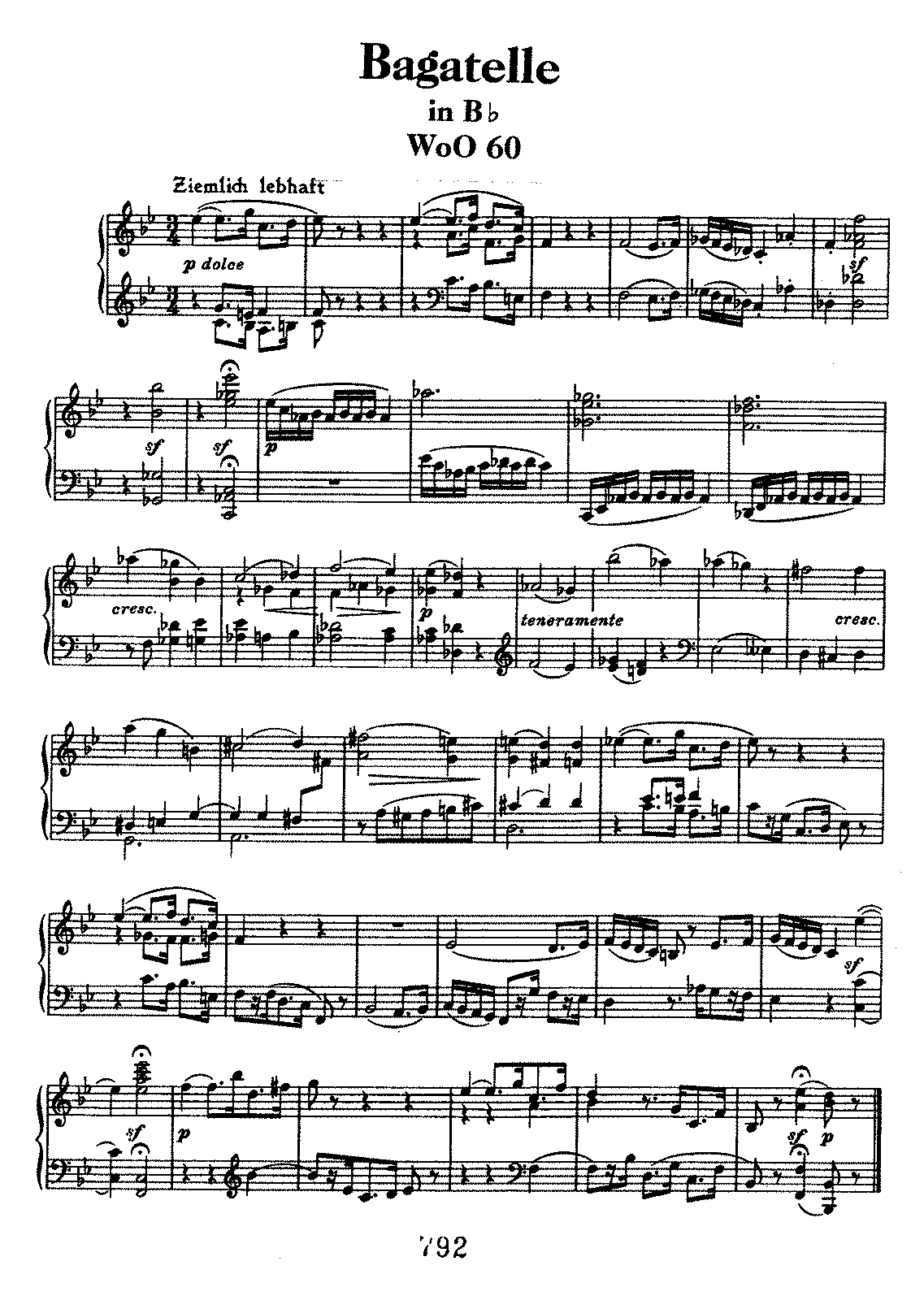Beethoven - Bagatelle in Bb WoO 60.pdf