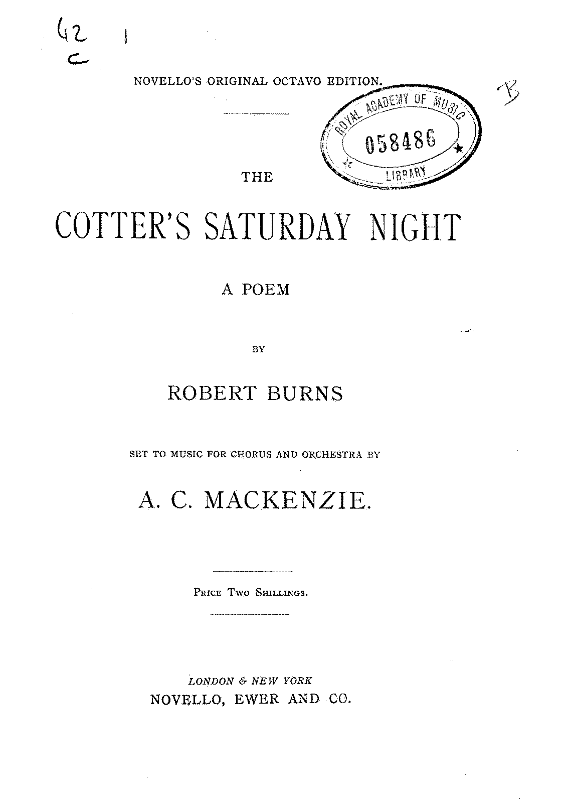 PMLP313021-Mackenzie - The Cotter's Saturday Night - Title and preliminaries.pdf