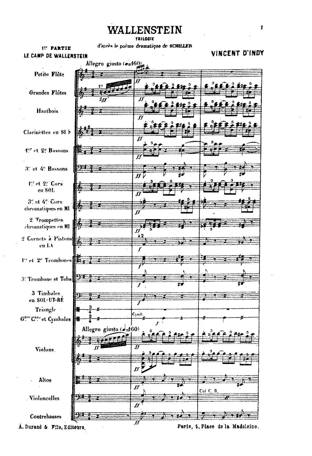 D'Indy - Wallenstein, Op. 12 - Part 1 - Le Camp de Wallenstein (orch. score).pdf