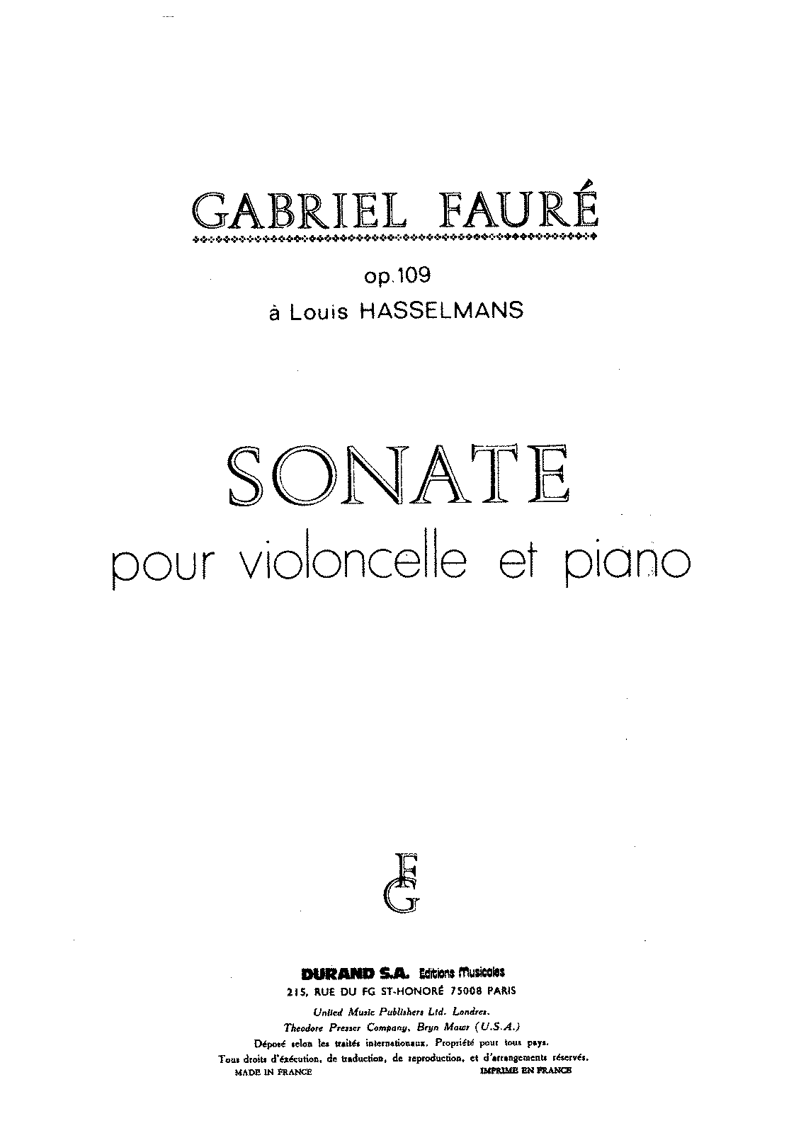PMLP55541-Faure Cello Sonata No1 Op109 Cello Piano.pdf