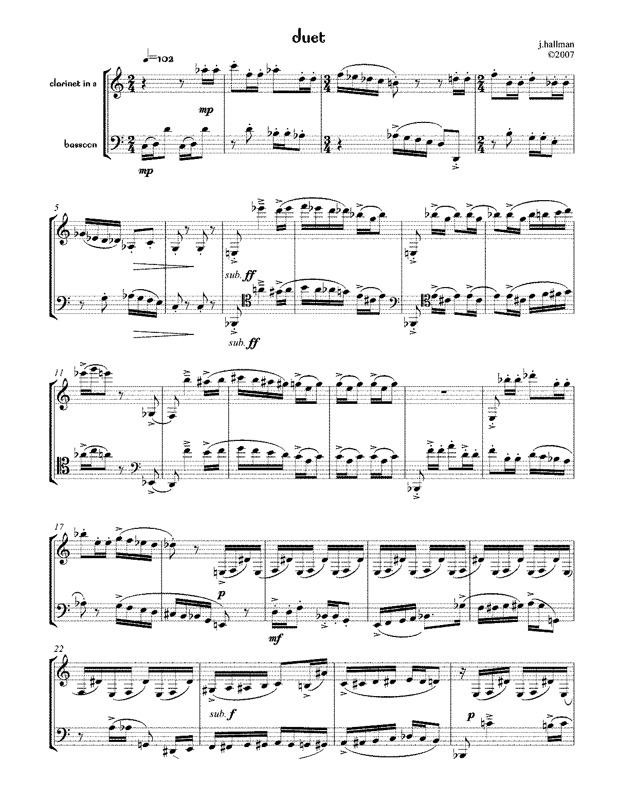 Duet for clarinet and bassoon.pdf