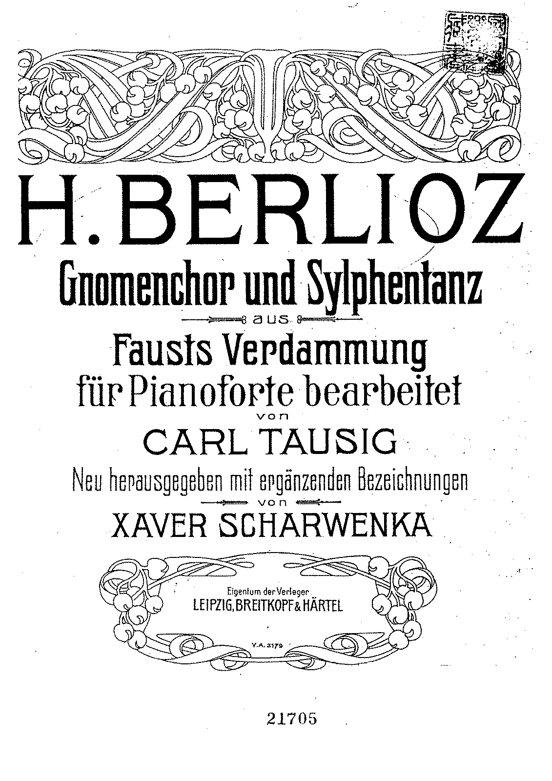 PMLP24627-Berlioz-Tausig Gnomenchor und Sylphentanz, from the Damnation of Faust.pdf