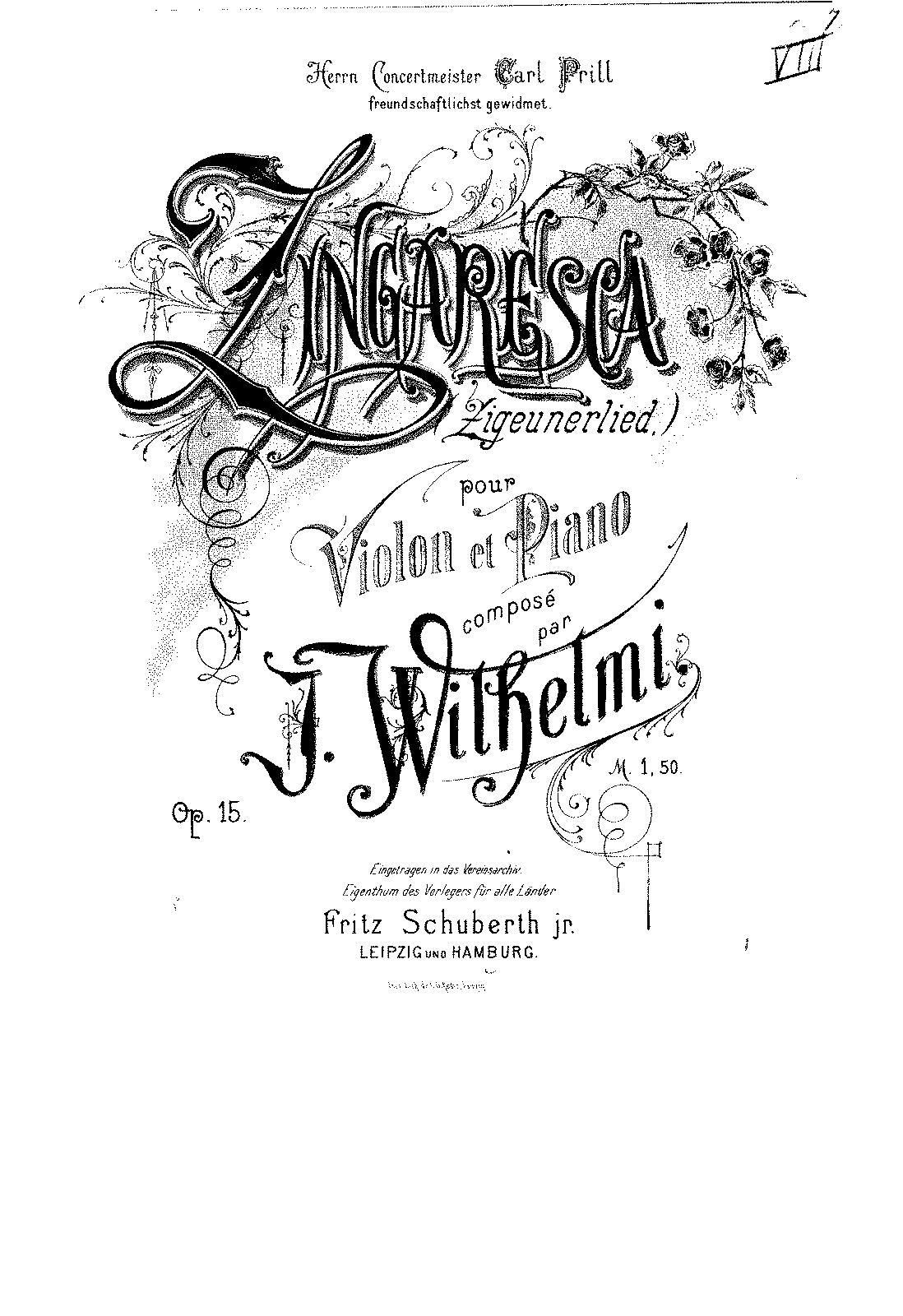 PMLP154390-Wilhelmi.J - Zingaresca (Zigeunerlied) for violin and piano Op15 piano.pdf