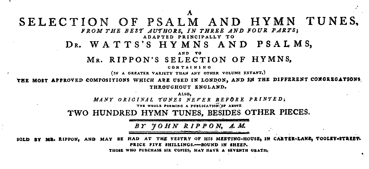 PMLP134869-Rippon's Selection of Psalm & Hymn Tunes 1790.pdf