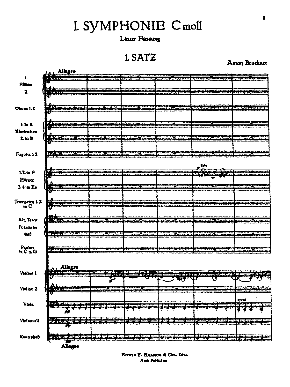 Bruckner symphony no 1 in C minor - 1st mvt.pdf