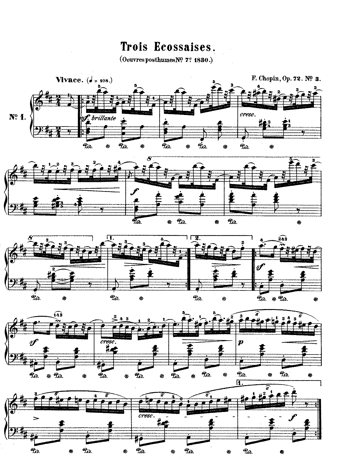 Chopin - 3 Ecossiases, Op 72.pdf
