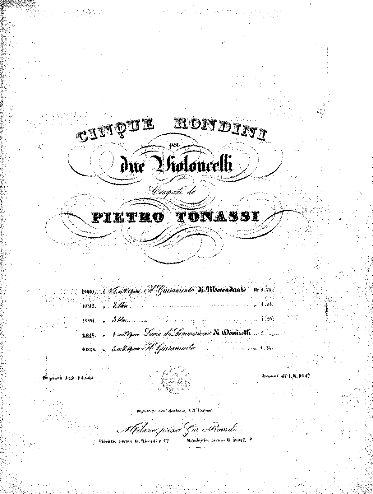 PMLP51145-Donizetti - Duetto Nella Lucia from Lucia di Lammermoor for 2 Cellos (Tonassi).pdf