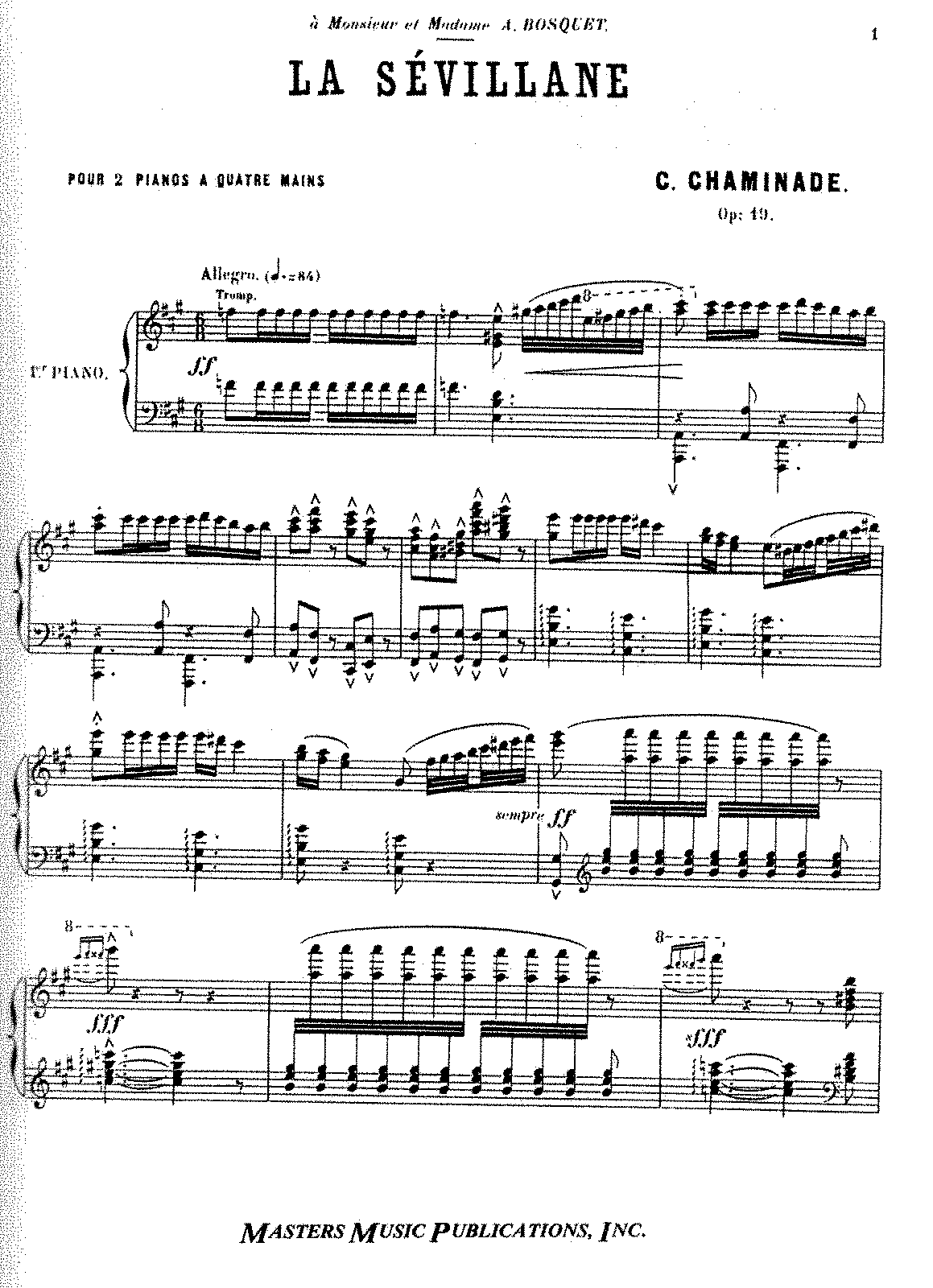 PMLP67453-Chaminade - Op. 19 La Sevillane(for 2 pianos, 4 hands).pdf