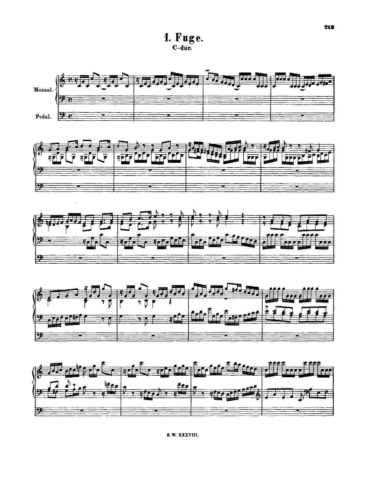 Bach - BGA - Fugue C major.pdf