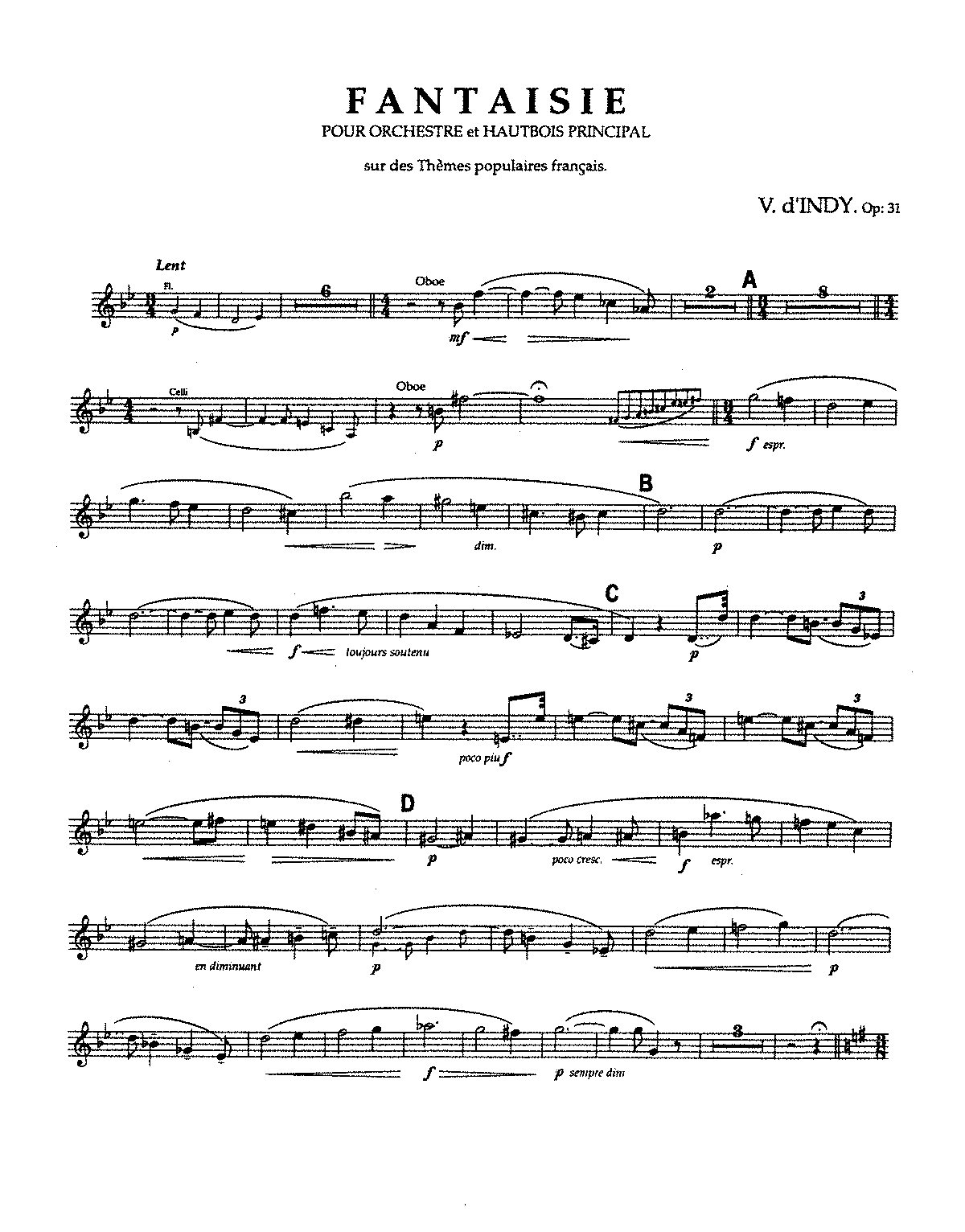'indy - Fantaisie (Oboe And Piano).pdf