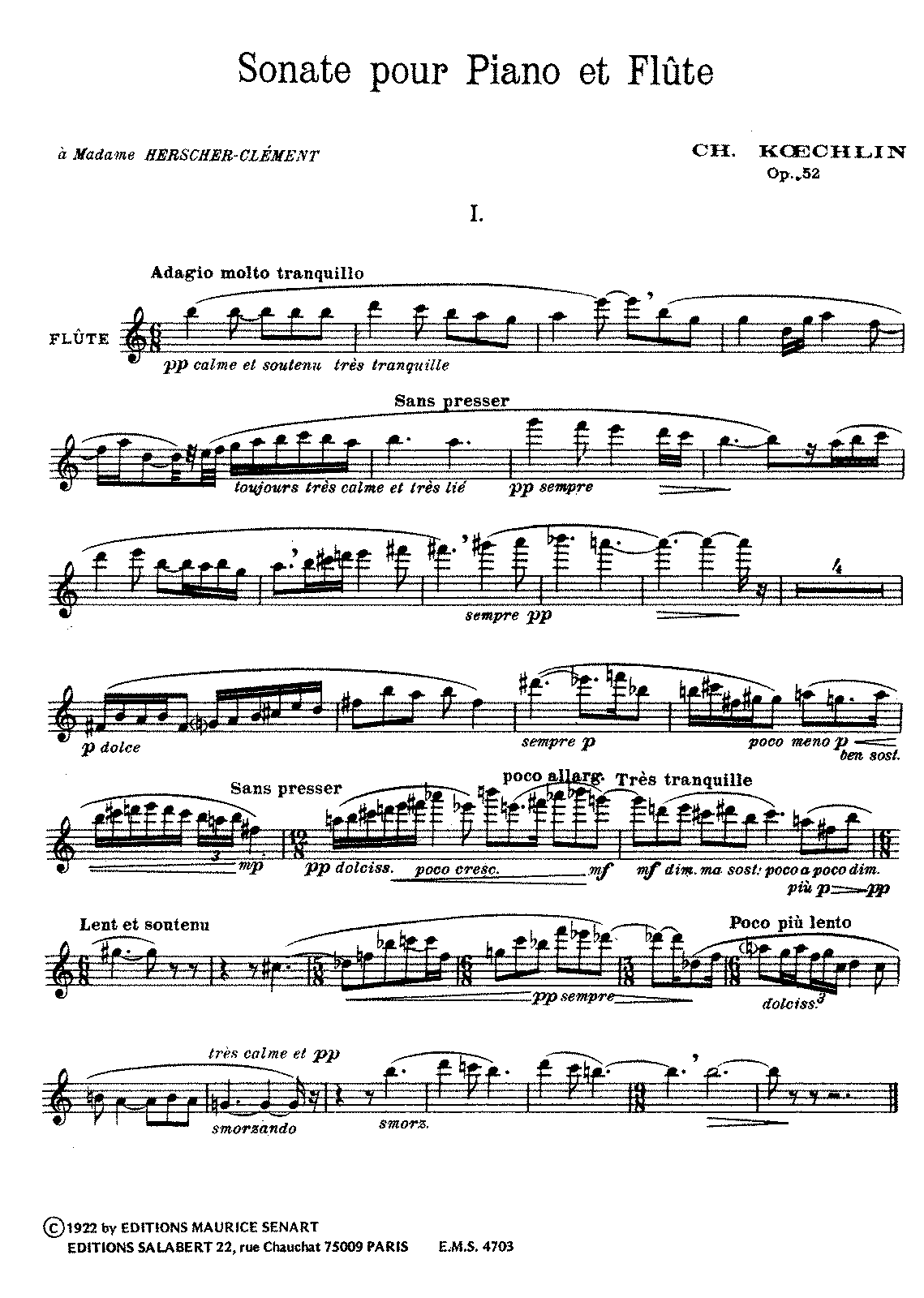 PMLP109502-Koechlin - Sonata for piano and flute, Op. 52.pdf
