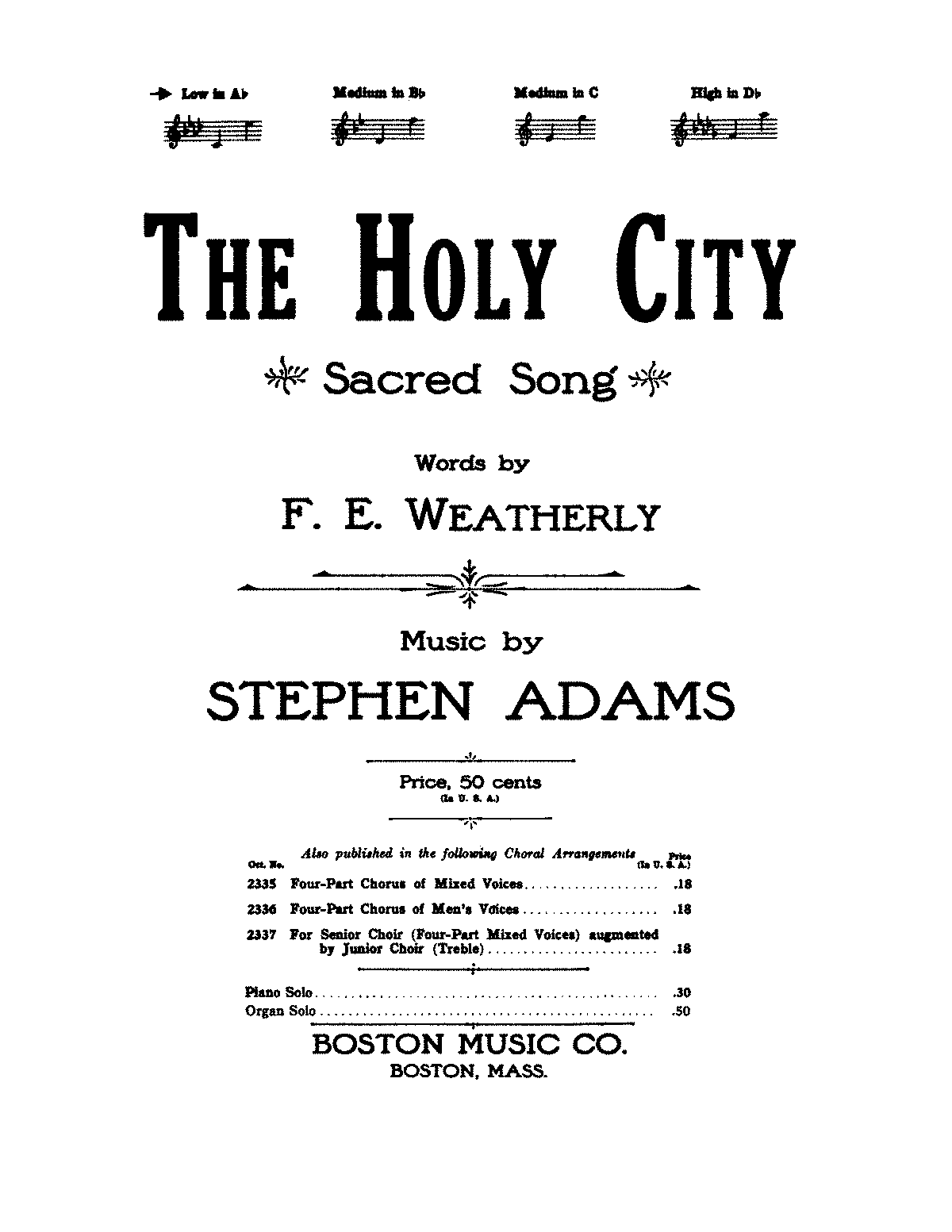 PMLP80538-Adams The Holy City (Low in A-flat).pdf