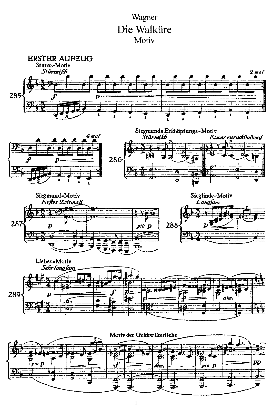 Wagner - Die Walküre (vocal score).pdf