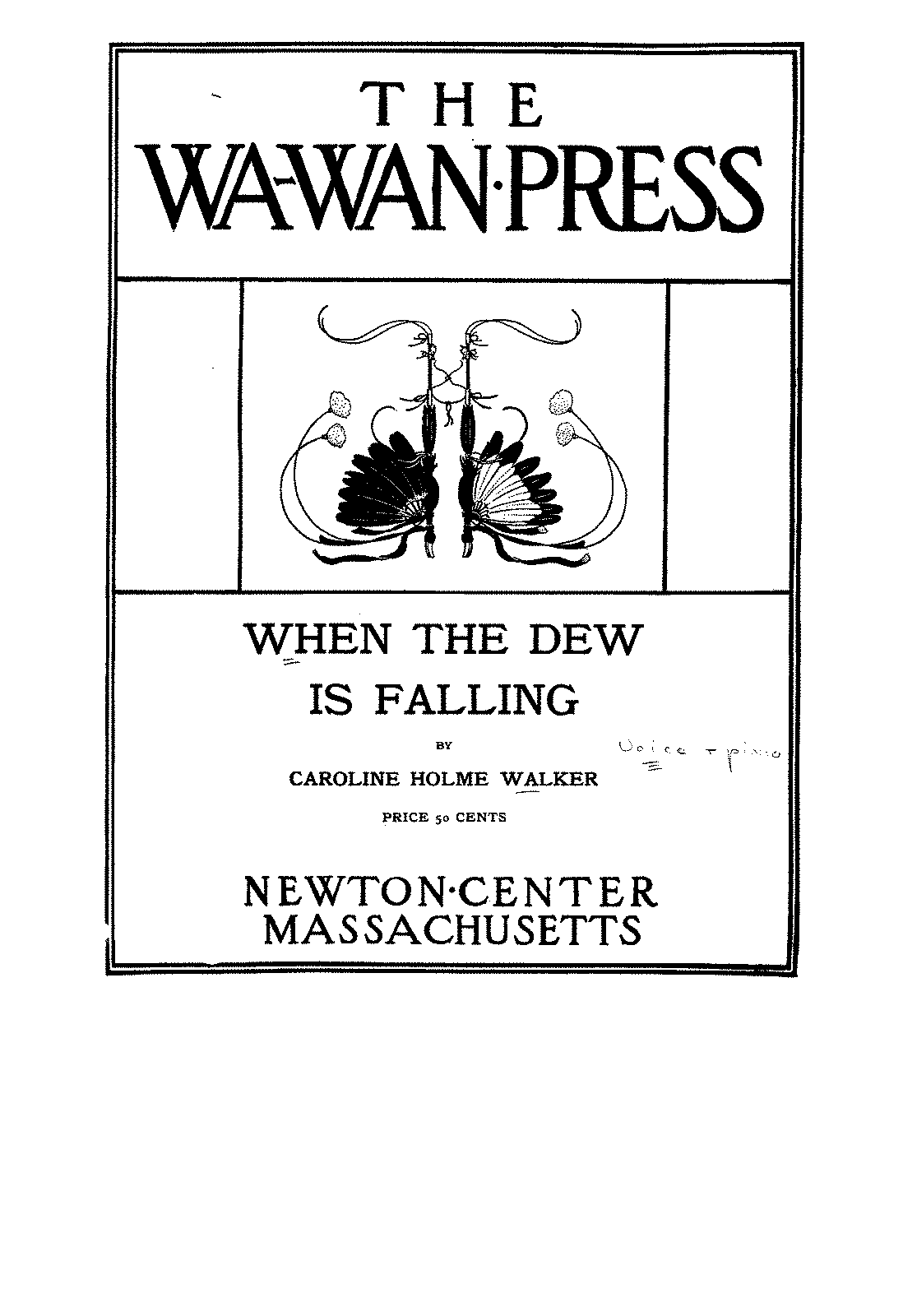 PMLP182905-Walker, Caroline - When the Dew.pdf