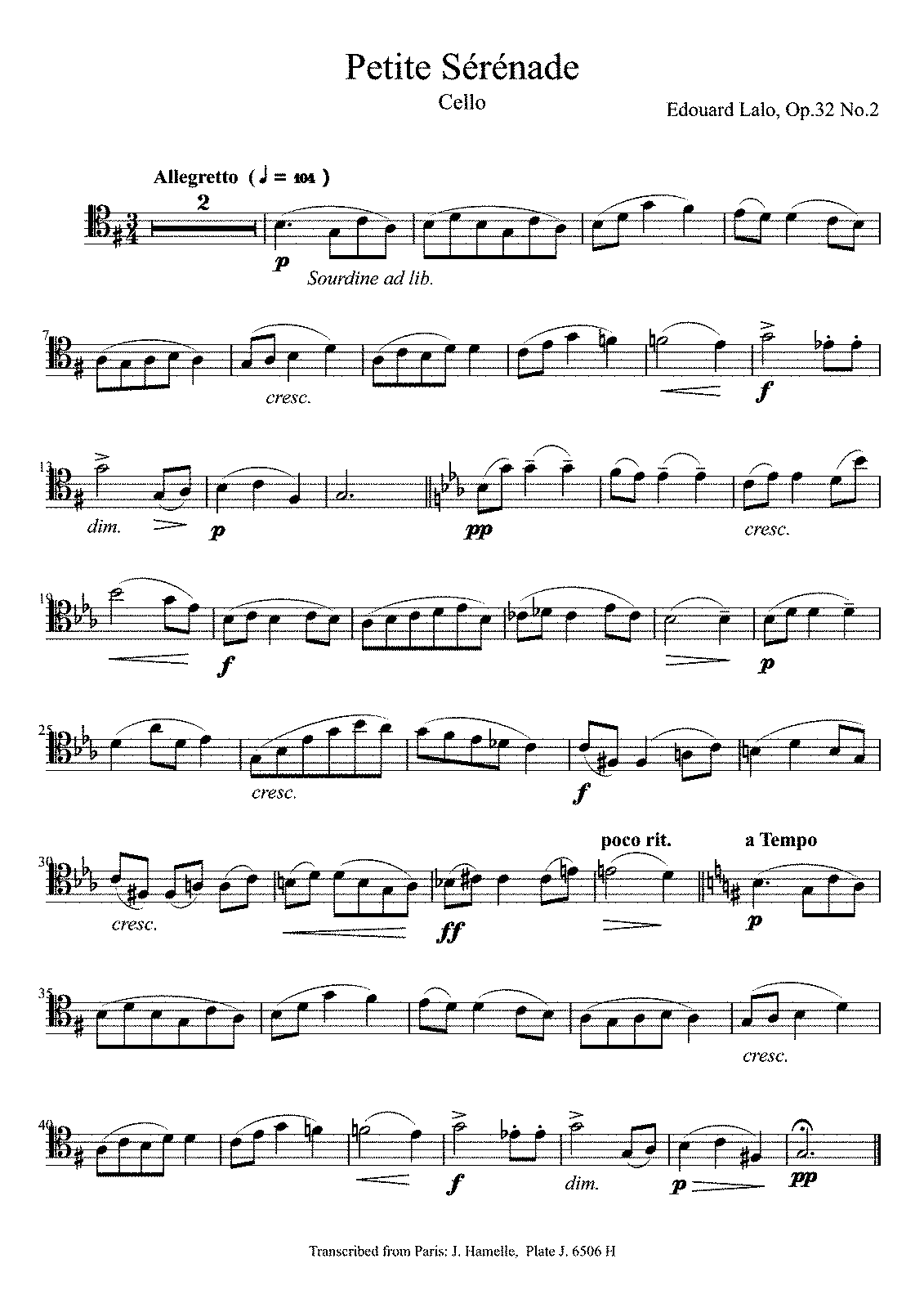 PMLP50216-Lalo Petite Serenade Op32No2 Cello.pdf