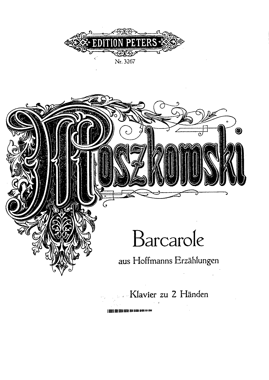 Moszkowski - Transcription - Barcarolle from Tales of Hoffman.pdf