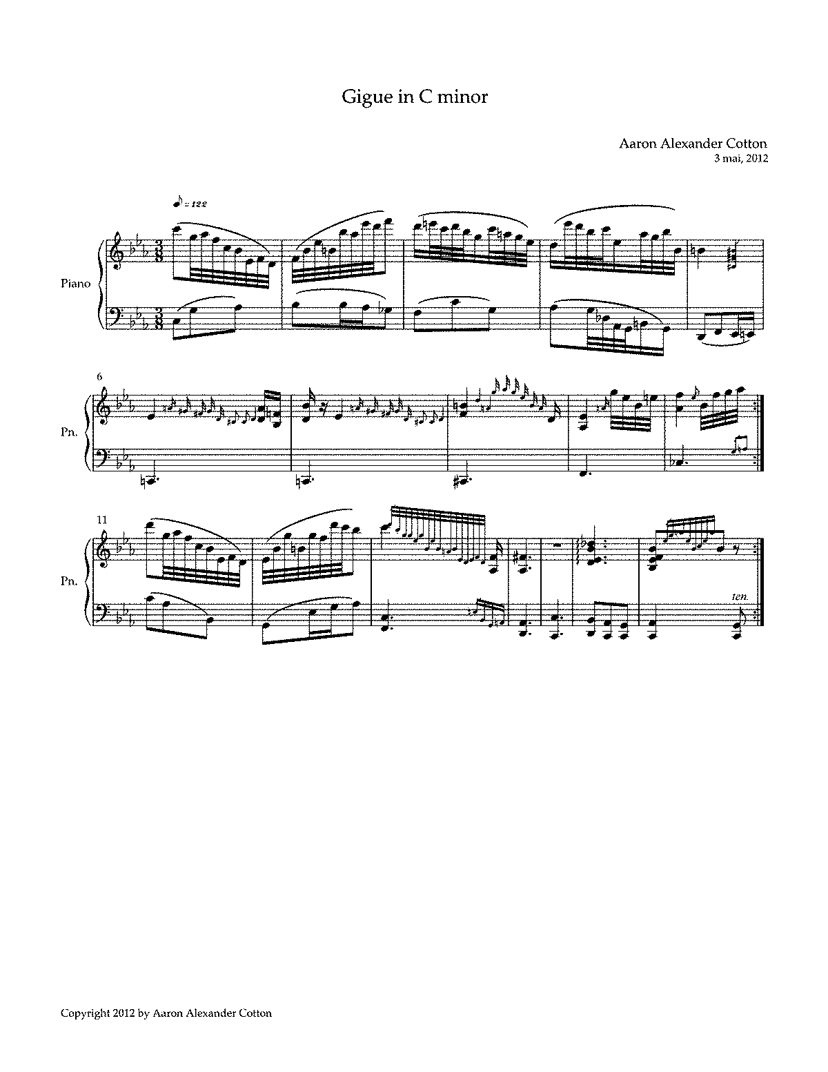 PMLP356995-Gigue in C minor by Aaron Alexander Cotton.pdf