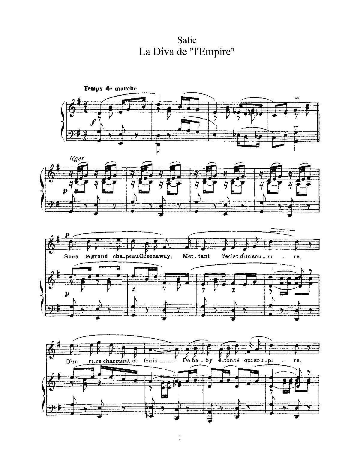Satie - La Diva de l'Empire (voice and piano).pdf