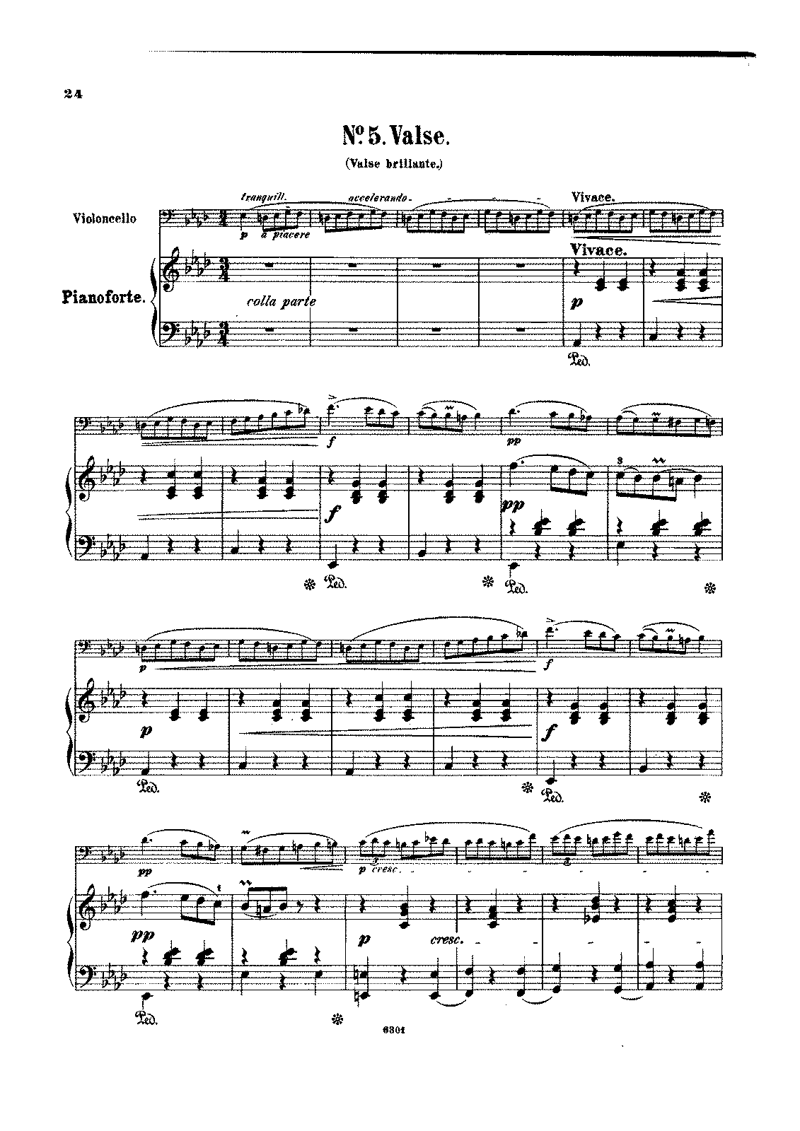 PMLP02373-Chopin - 5a Valse Brillante Op64 No1 for Cello and Piano (Grutzmacher) score.pdf