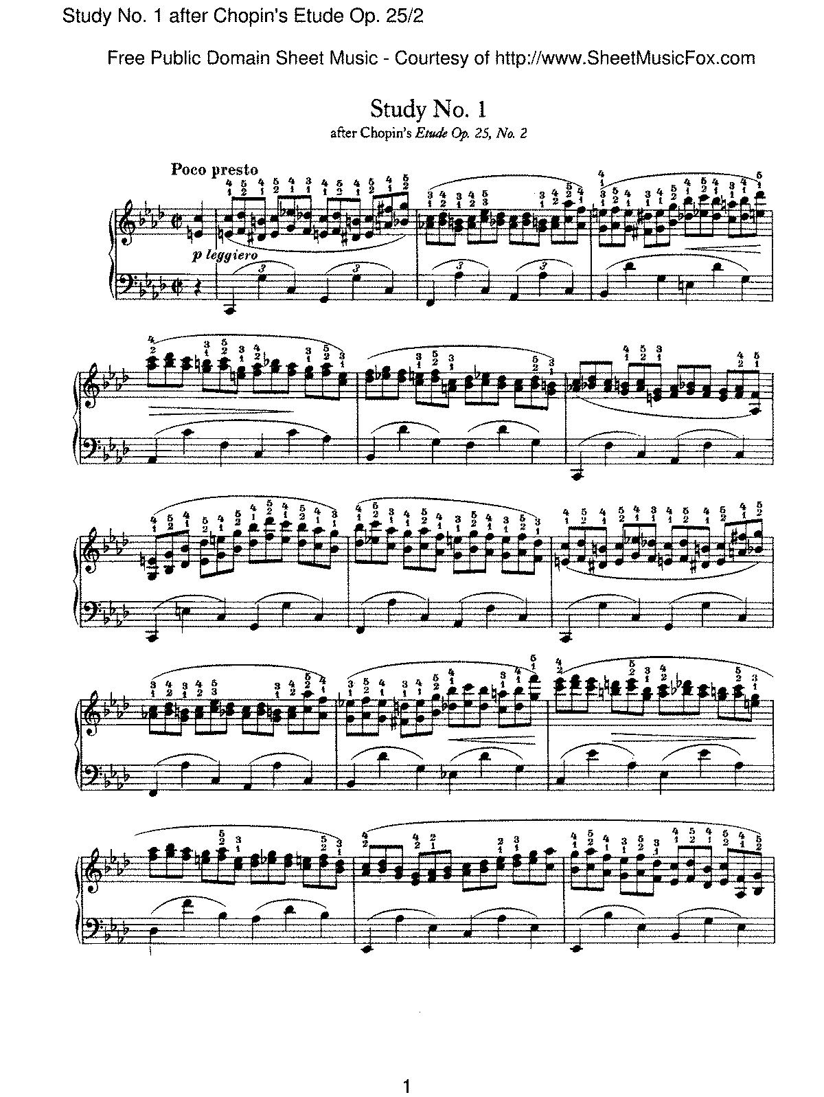 Brahms - Study No.1 After Chopin's Etude Op.25 No.2.pdf