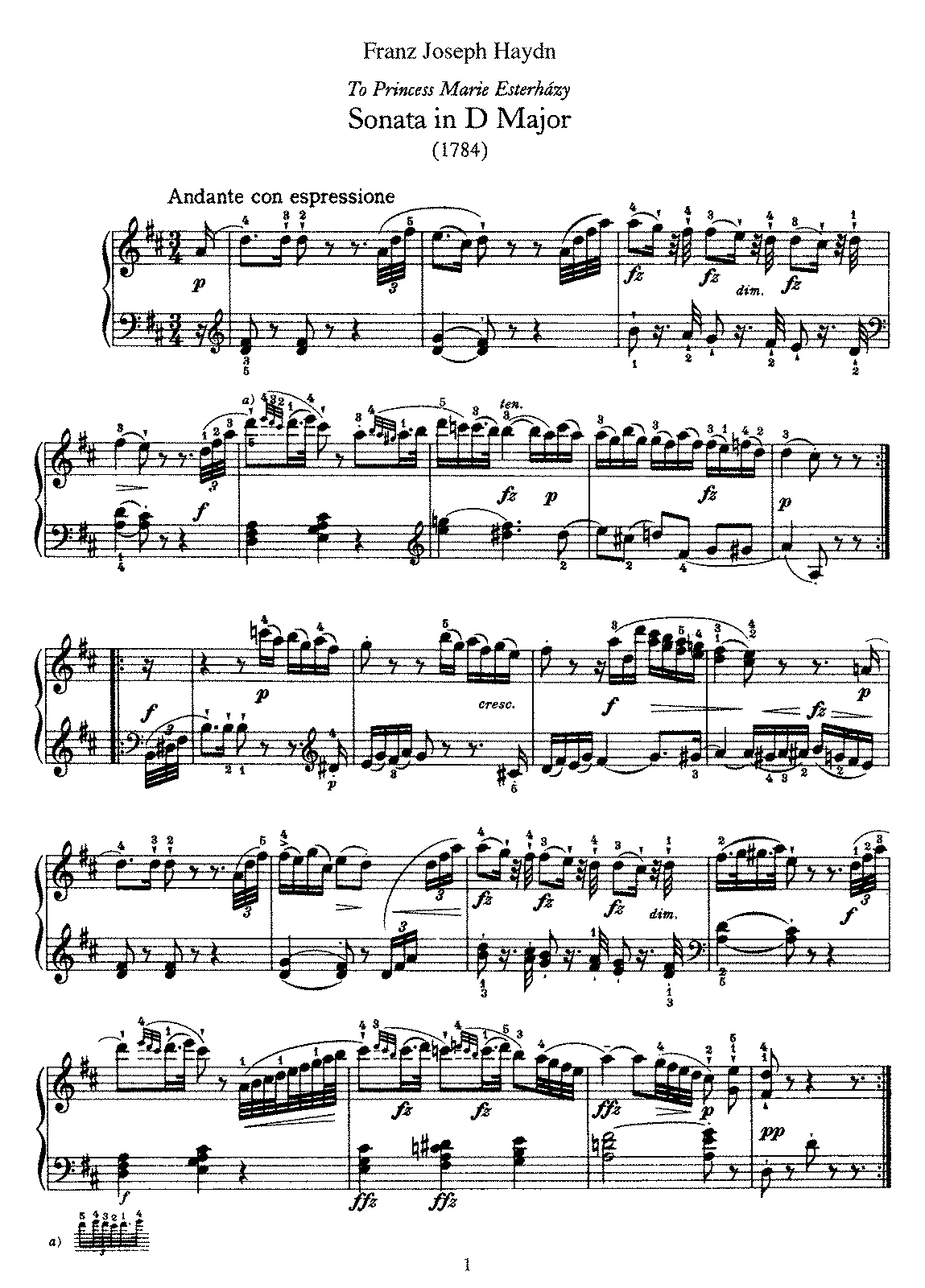 Haydn - Piano Sonata No 42 in D.pdf