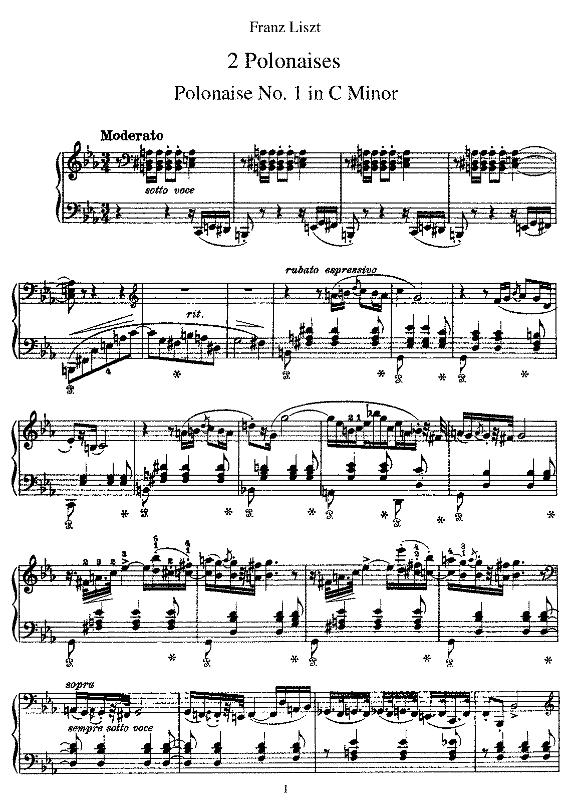 Liszt - S223 Deux Polonaises No1 in C minor.pdf