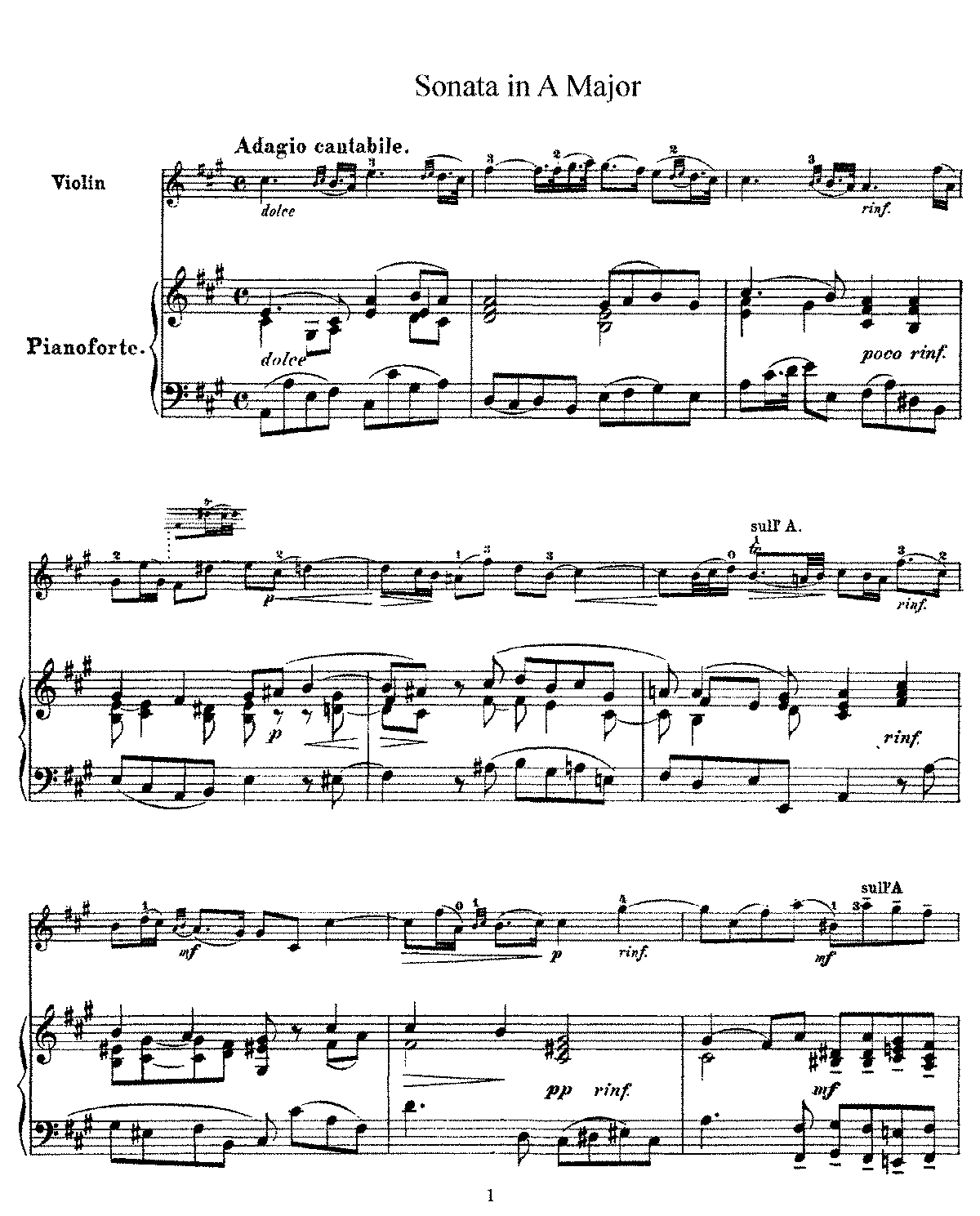 Handel - Violin Sonata in A Major.pdf