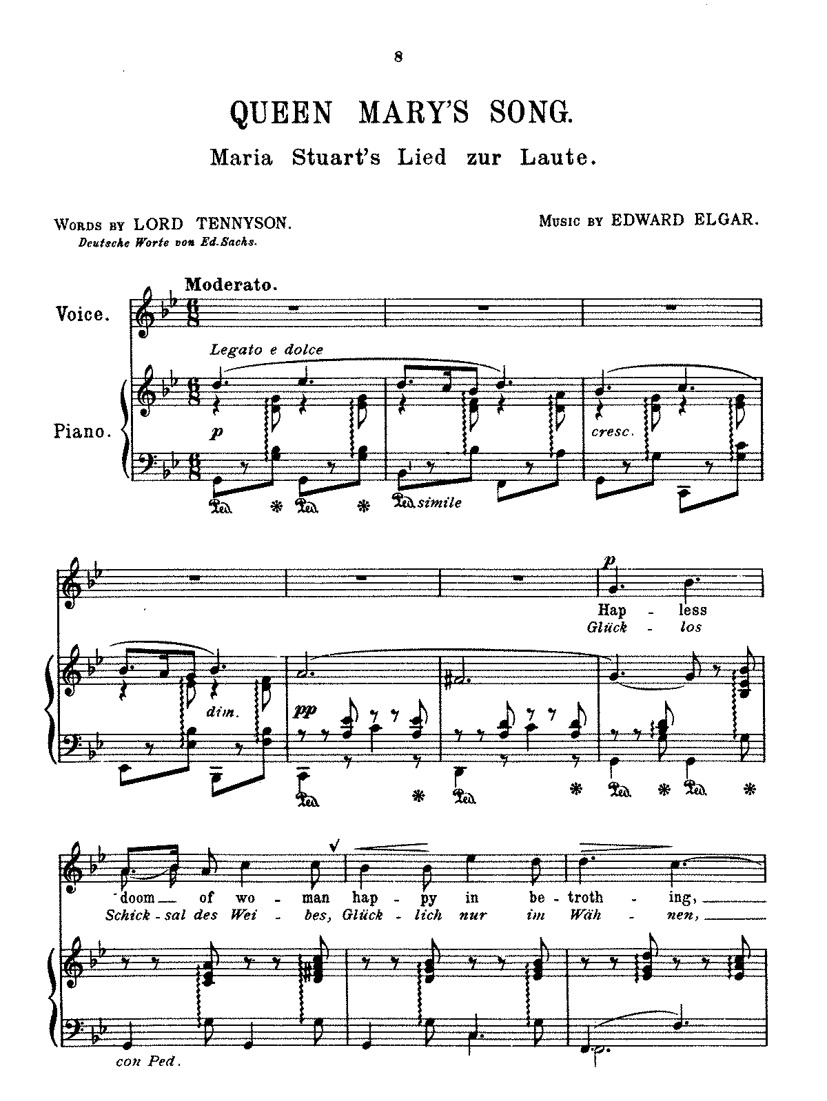 PMLP118040-Elgar - Queen Mary's song (voice and piano).pdf