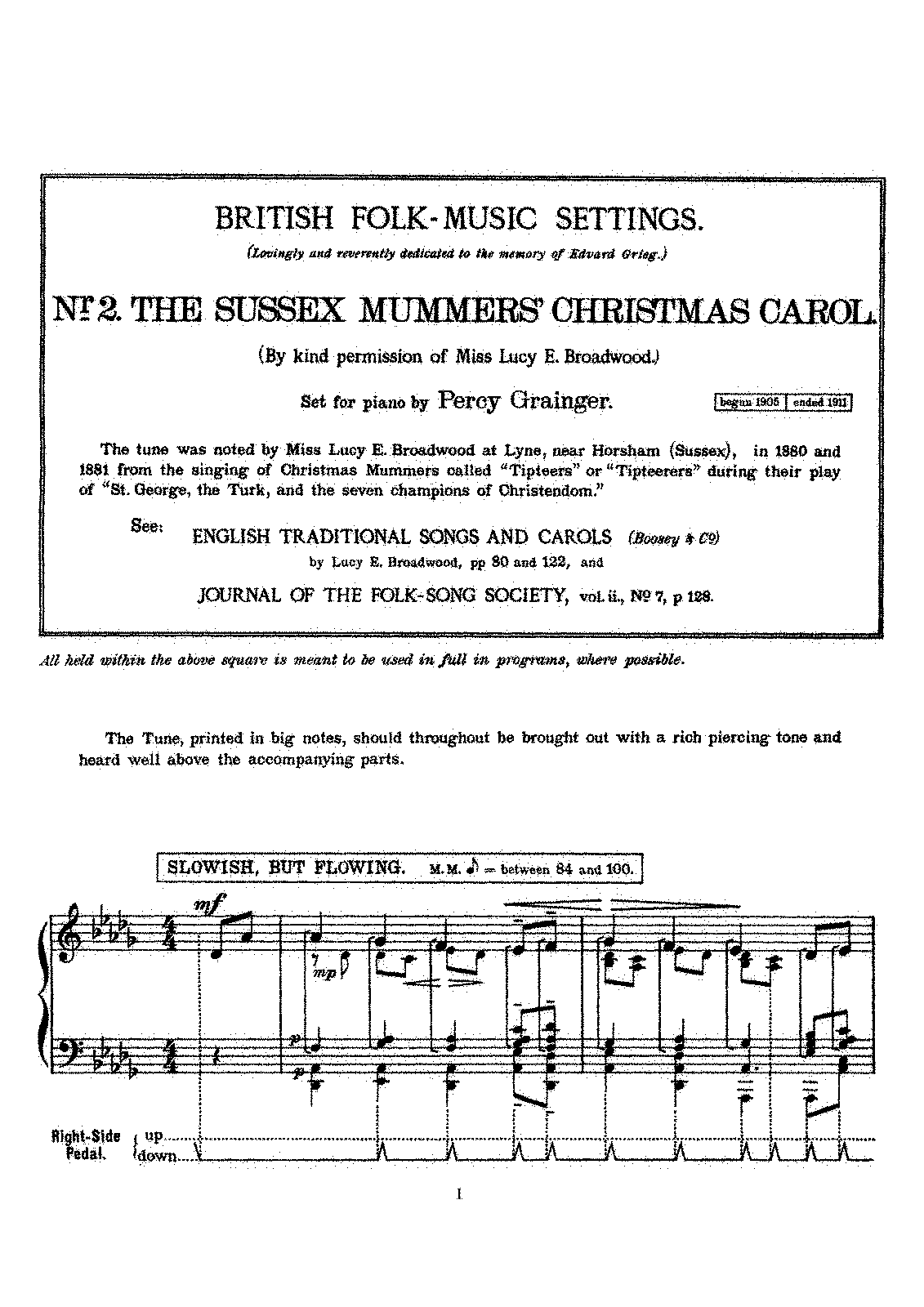 PMLP329184-Grainger - British Folk Music Settings no 2 - The Sussex Mummers' Christmas Carol - Other Edition.pdf