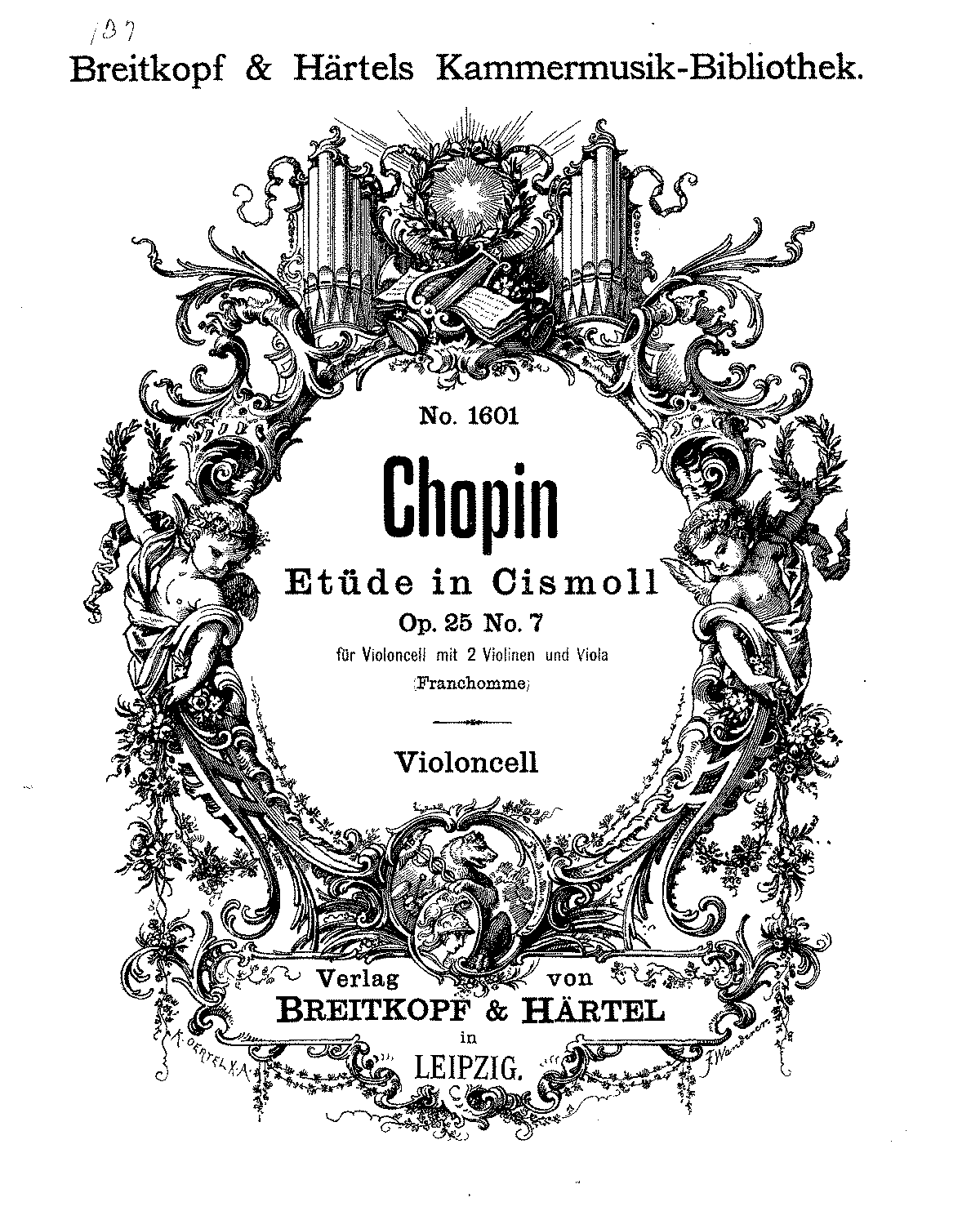 PMLP01970-Chopin (Franchomme) - Etude No7 Op25 Cello e 2Vln Vla - - cello.pdf