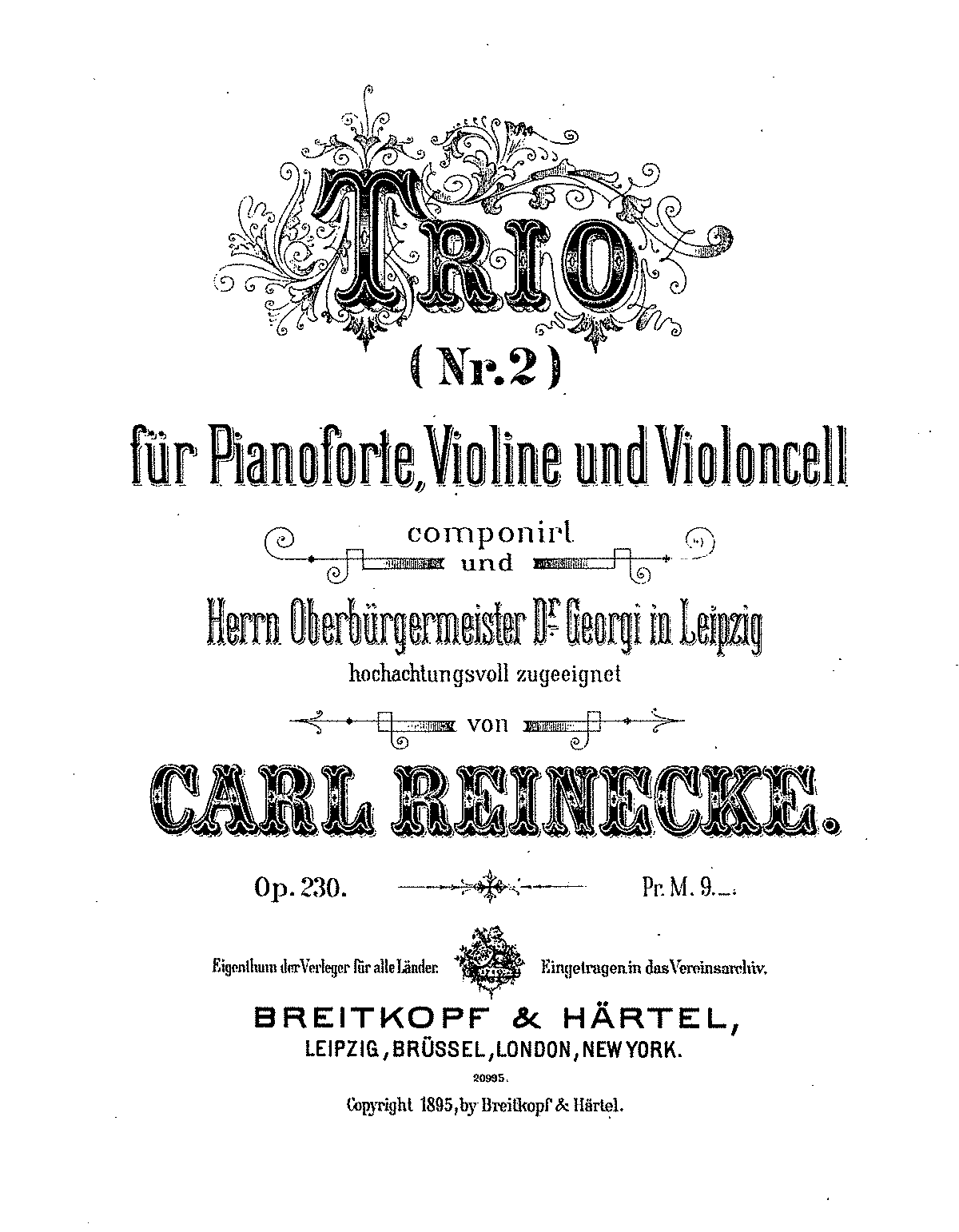 PMLP102417-Reinecke - Piano Trio No2 for Piano Violin a Cello Op230 Leipzig (1895) piano.pdf