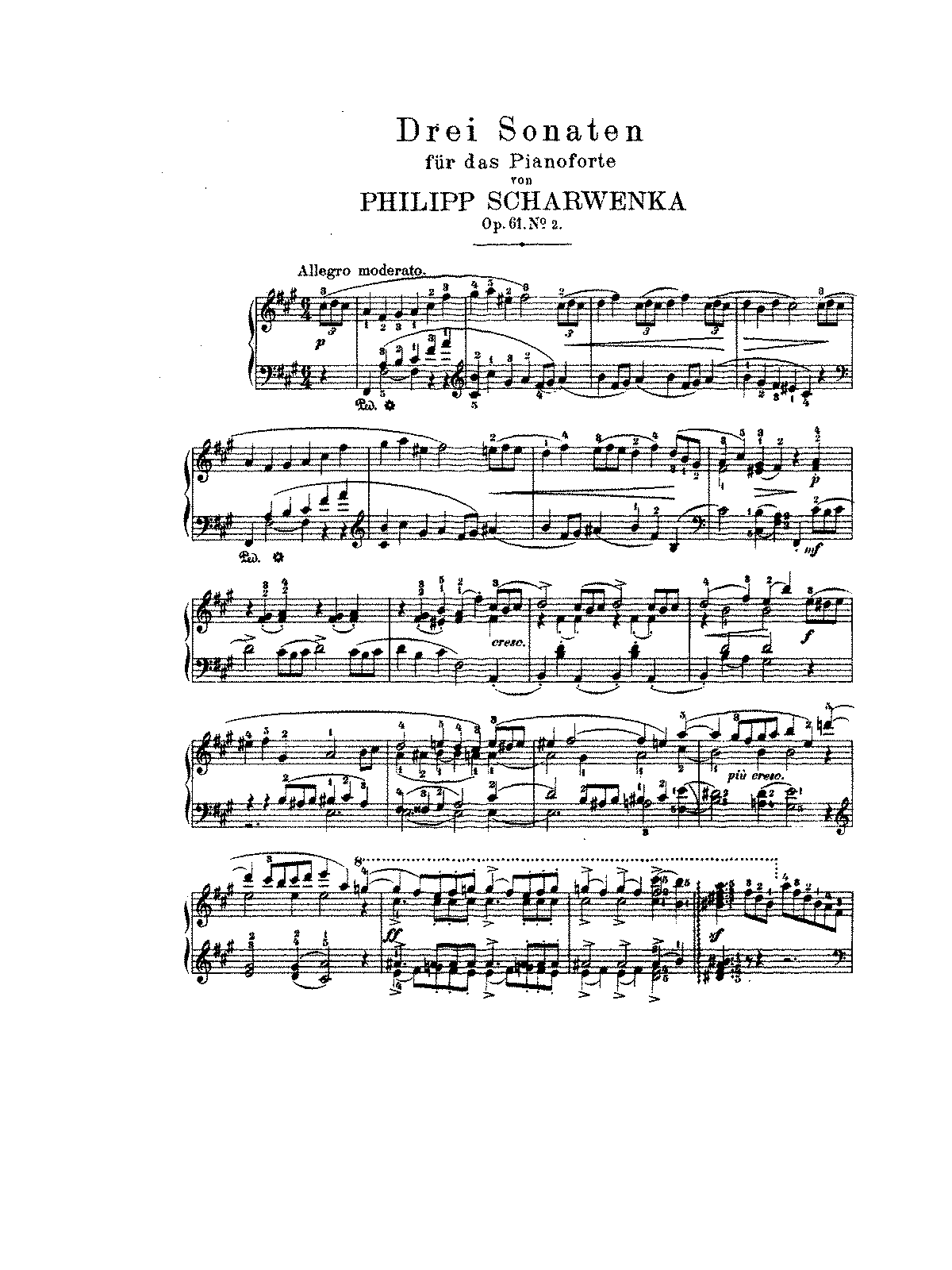 Scharwenka, P. - Op.61 no.2 - Sonata in F- minor.pdf