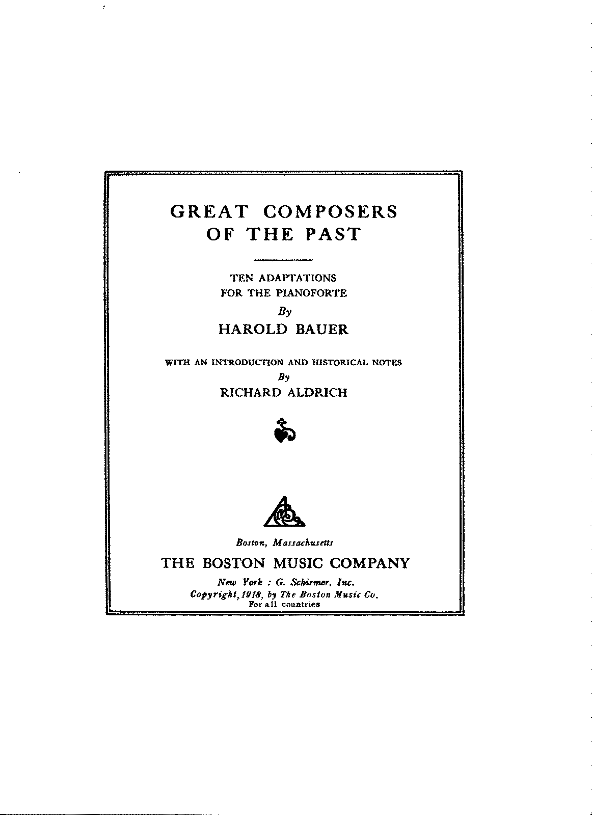 Bauer - Great Composers of the Past.pdf