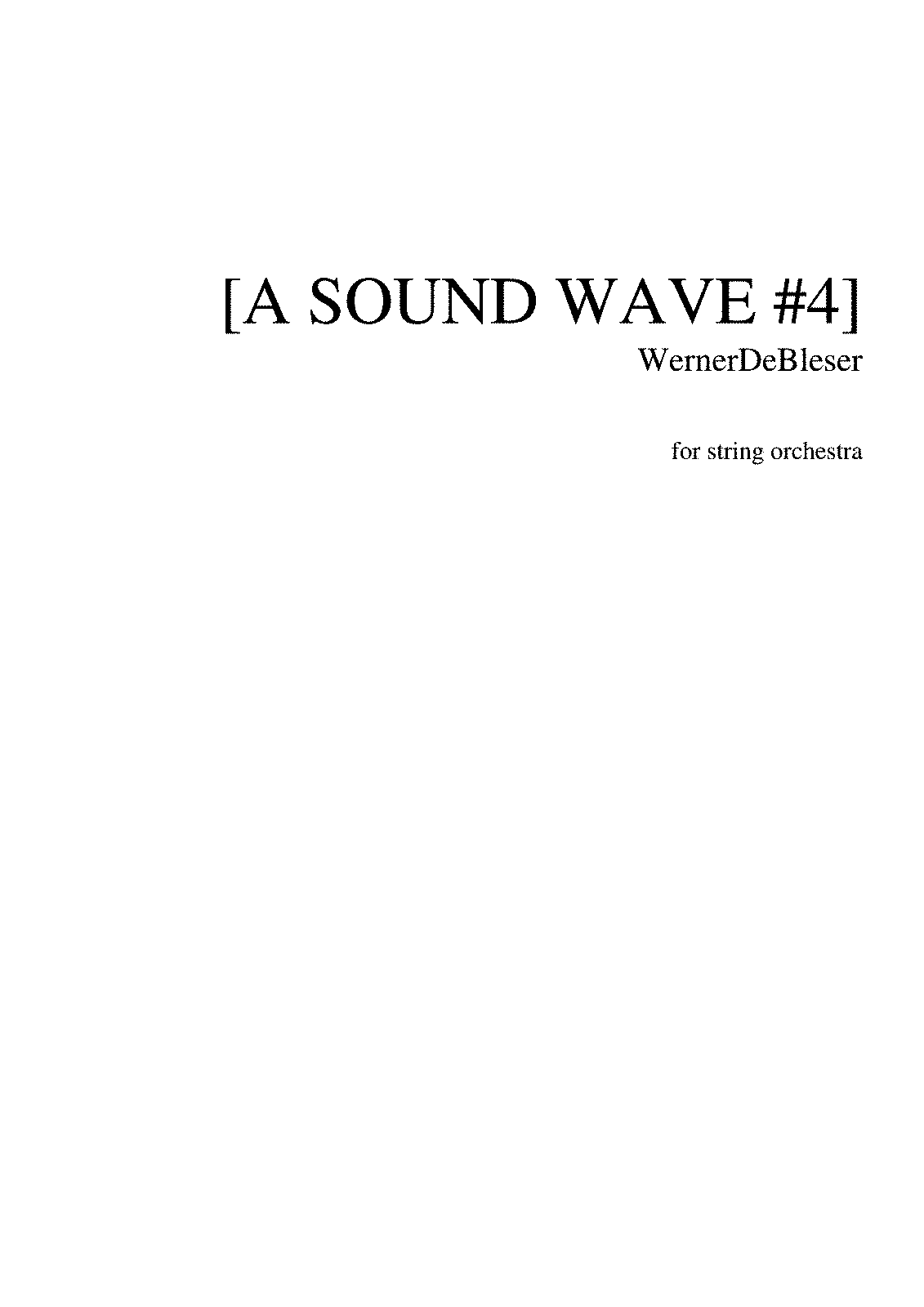 PMLP437579-C174 - A SOUND WAVE -4 - for string orchestra - score.pdf