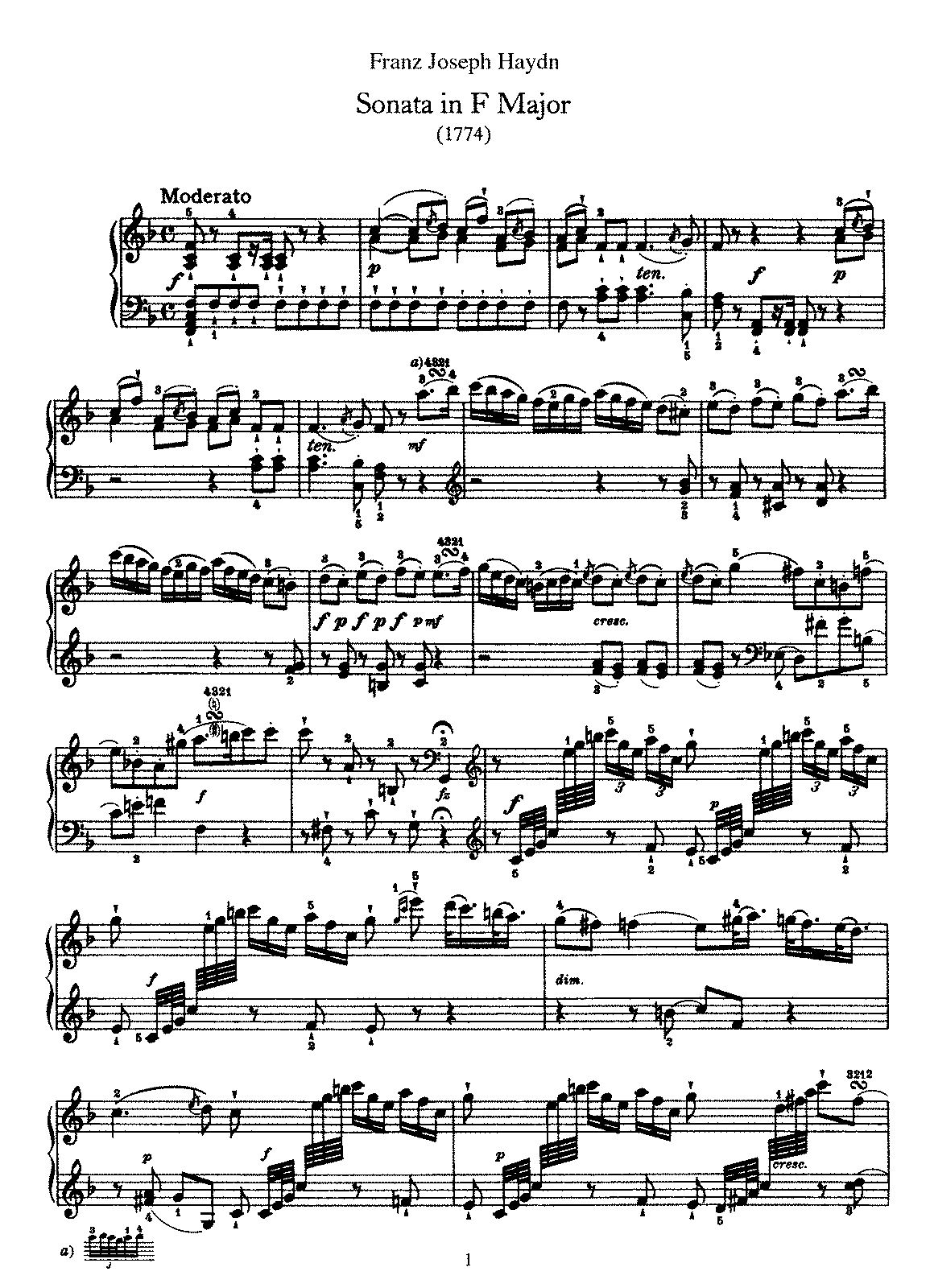 Haydn - Piano Sonata No 29 in F.pdf