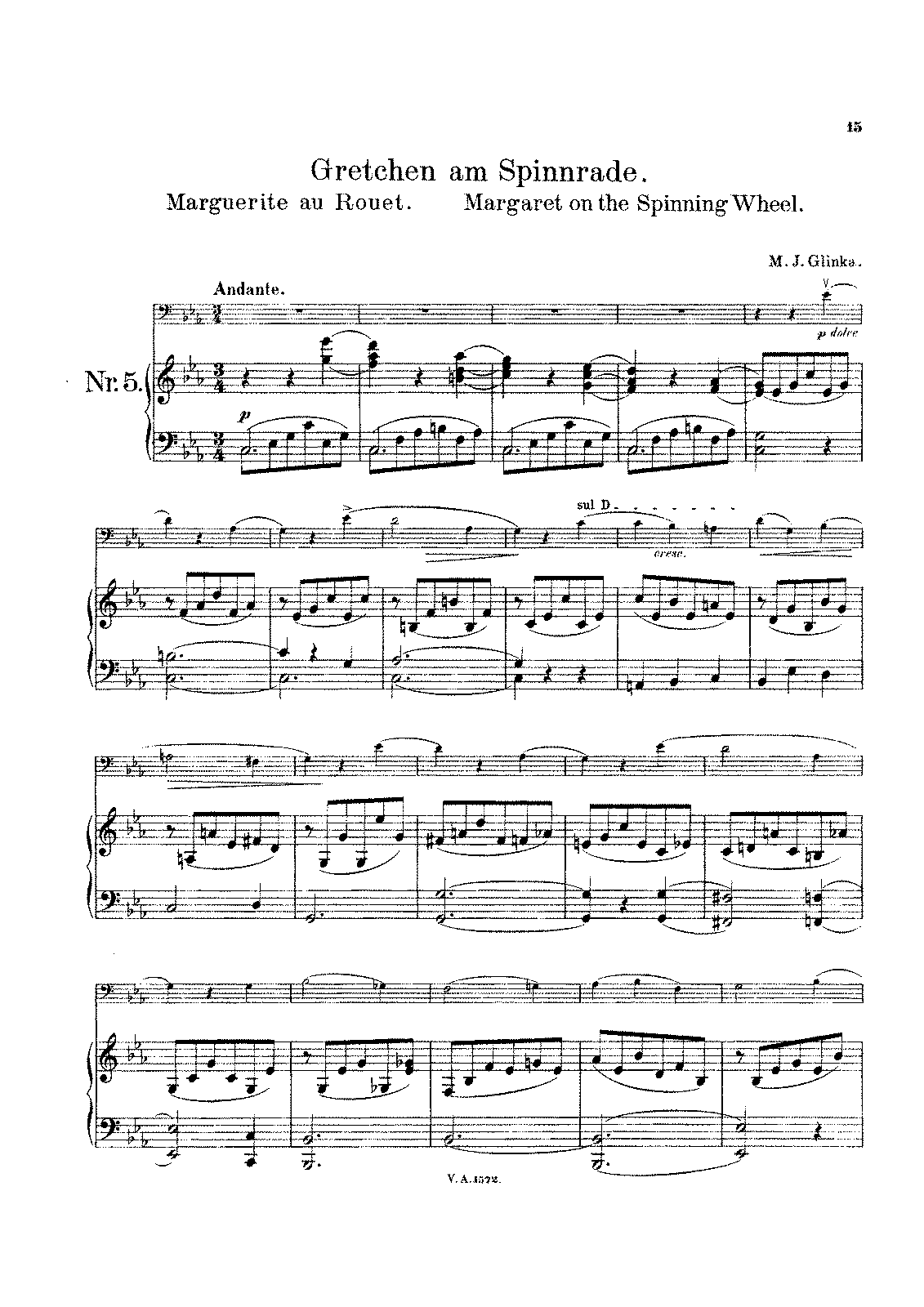 PMLP26581-Glinka - Margaret on the Spinning Wheel (Salter) for Cello and Piano score.pdf