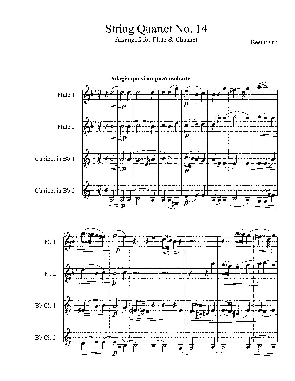 PMLP03240-String Quartet No. 14 Woodwind Arr..pdf