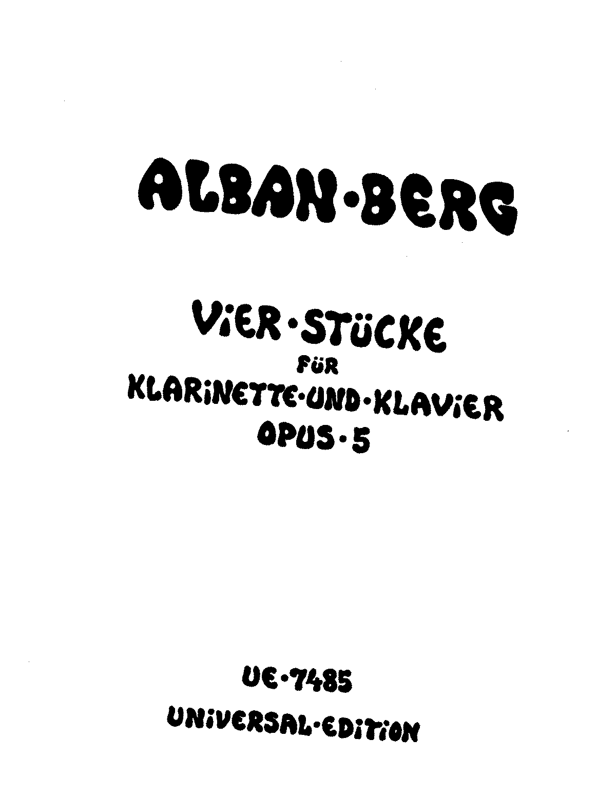 Berg - Op.5 - 4 Stucke for Clarinet and Piano.pdf