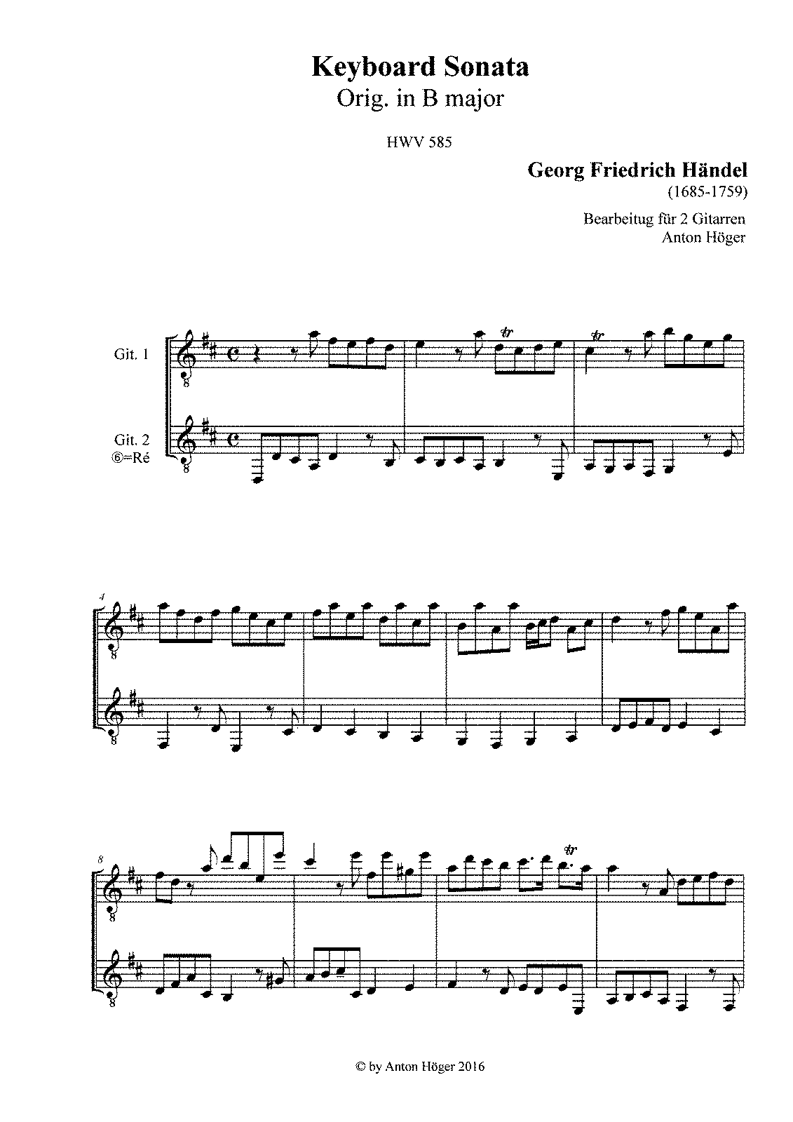 PMLP481322-Händel, Georg Friedrich - Keyboard Sonatina in B-flat major, HWV 585 (D)-2Git.pdf