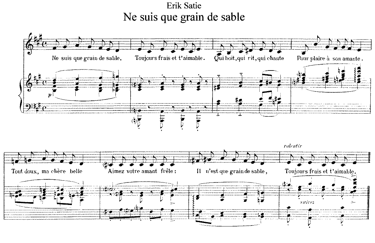 Satie - 3 Poèmes d'Amour (voice and piano).pdf